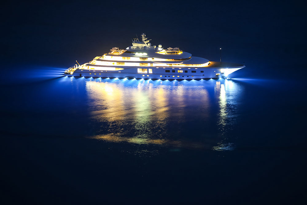 LED LIGHTING MARINE RVs INDUSTRY