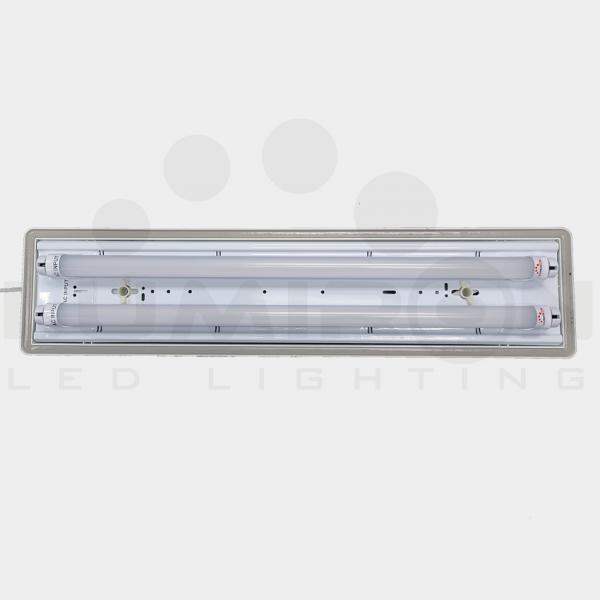TRAPANI FIXTURE LED TUBE 110-277V AC