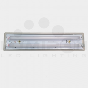 TRAPANI FIXTURE LED TUBE 110-277V AC EMERGENCY BATTERY BACKUP