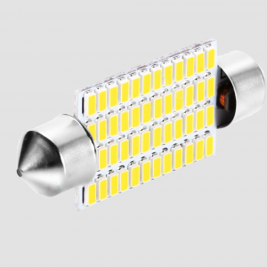 White Festoon Led Bulbs 3000K Interior