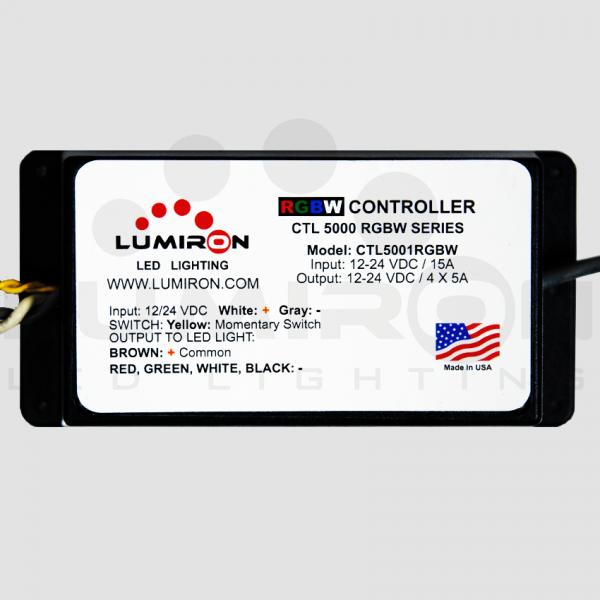 RGBW 5000 CONTROLLER