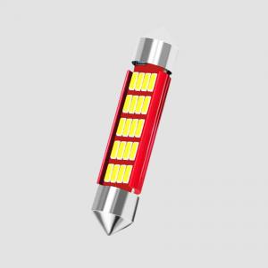 LED Bulbs Super Bright 4014 20SMD Chips Festoon