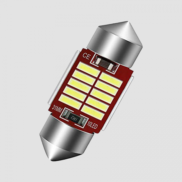 Festoon LED Bulbs 12-24V