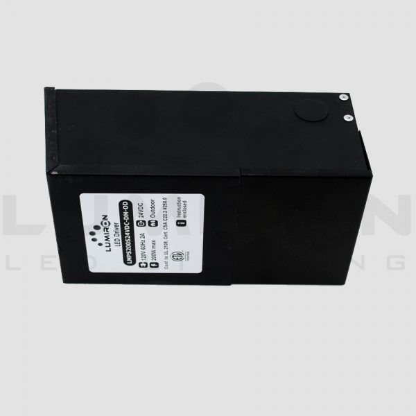 POWER SUPPLY MAGNETIC MLV 200W 24V