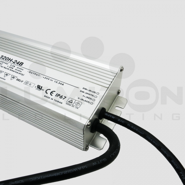 POWER SUPPLY ELECTRONIC 320W 24V