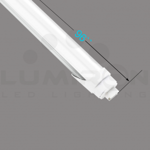 LED TUBE 8 FEET T8 43W R17D
