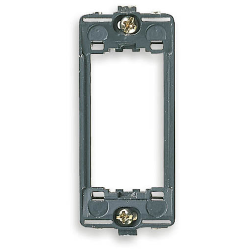 Mounting Frame with Screws1 Module Panel
